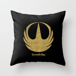 Rogue One - ScreenFellas Throw Pillow