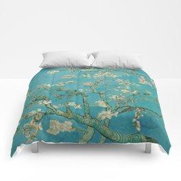 Almond Trees - Vincent Van Gogh Comforters