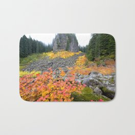 Table Rock Wilderness Landscape Bath Mat
