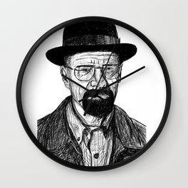 Heisenberg. Wall Clock