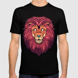 The eyes of a Lion T-shirt