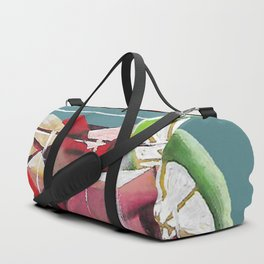 Fruit cocktail Duffle Bag