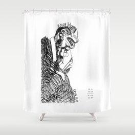 LE BORSE (LE VITE) 20130328 Shower Curtain
