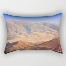 Mountains in Crimea Rectangular Pillow