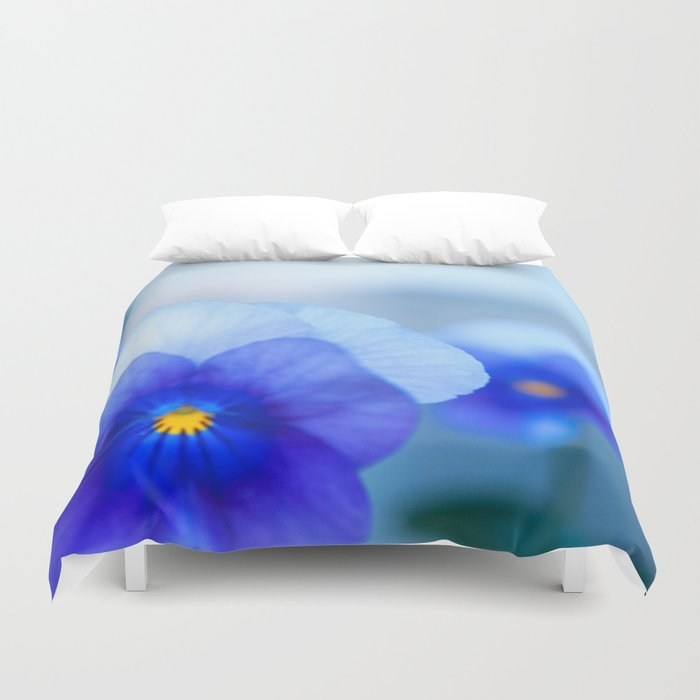 The moment I met you Duvet Cover