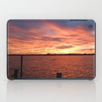 florida iPad Cases featuring Florida Sunset by minx267