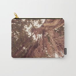 forest tree Carry-All Pouch