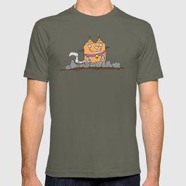 Mecha Kitty T-shirt