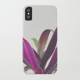 Boat Lily iPhone Case