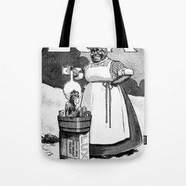 Shrinkage... Tote Bag