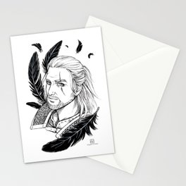 Geralt of Rivia Stationery Cards