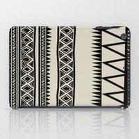 zebra iPad Cases featuring MALOU ZEBRA by Aztec