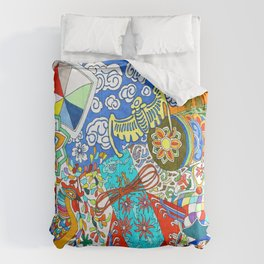 Korean traditional hand embroidery Comforters