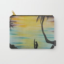 """""""Daydream""""- Surfers View Series Carry-All Pouch"""