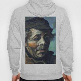 Vincent van Gogh Head of a Peasant Hoody