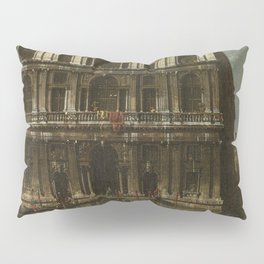 Venice, Palazzo Grimani by Canaletto Pillow Sham