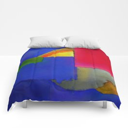 Abstract Composition 100 Comforters