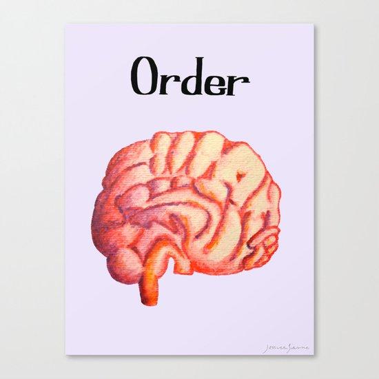 Order Canvas Print
