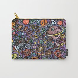 Colourful Ocean Big Bang Carry-All Pouch
