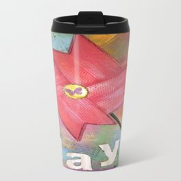 Pinwheel Play Travel Mug