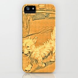 Dogs Large and Small, Ideal for Dog Lovers (32) iPhone Case