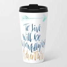 Peter Pan Life Travel Mug
