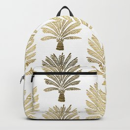 Palm Tree – Gold Palette Backpack