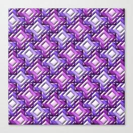 Geometrix XXIV Canvas Print