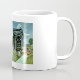 Anderton Boat Lift Coffee Mug