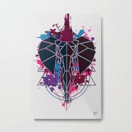Elephant - Harmony Metal Print