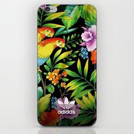 Adidas* Floral Farm* Rio  iPhone Skin