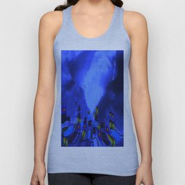 beneath the walls Unisex Tank Top