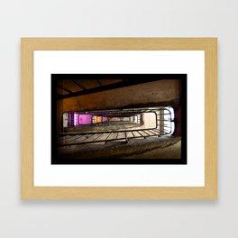 + Songs From Another Room #001, Paris (FRA) Framed Art Print