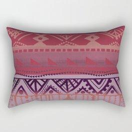 Tribal Autum Rectangular Pillow