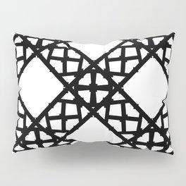 LETTERNS - K - Copperplate Pillow Sham