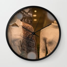 Autumn Winter Collection Wall Clock