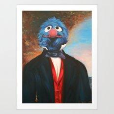 Governor Grover Art Print