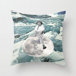 Ezy Rider Throw Pillow