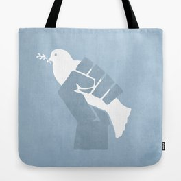 Obtain Peace Revolution Tote Bag