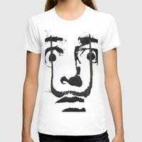 grand theft auto T-shirts featuring I am drugs ( Salvador Dali ) by Black Neon