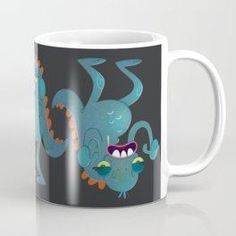 Sick Monster Coffee Mug
