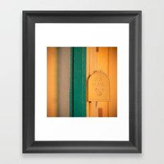Got Mail? Framed Art Print