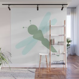dragon-fly Wall Mural