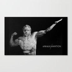 Amalgamation #2 Canvas Print
