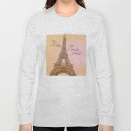 Mort Vintage Long Sleeve T-shirt