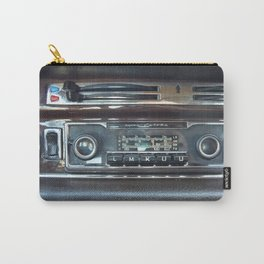 Vintage Radio Becker Europa Carry-All Pouch