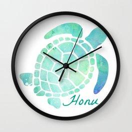 HONU: TURTLE Wall Clock