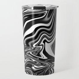 ABSTRACT LIQUIDS XIII Travel Mug