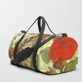 Beautiful Butterfly Duffle Bag