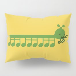 Caterpillar Song Pillow Sham